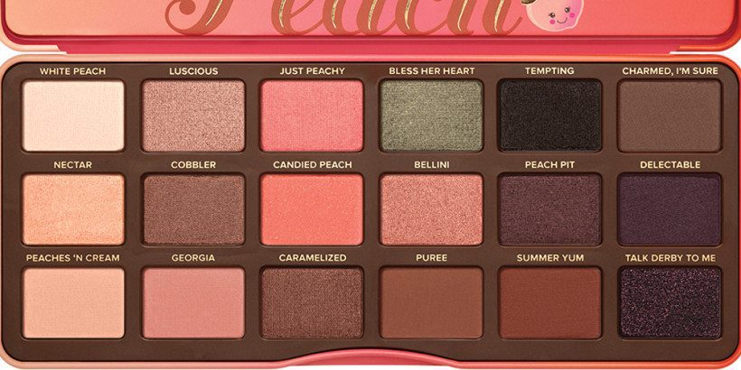 Two-Faced-now-available-sweet-peach-eye-shadow-collection-a-new-fragrance-inspired-eyeshadow-palette-a-new-take-on-neutrals