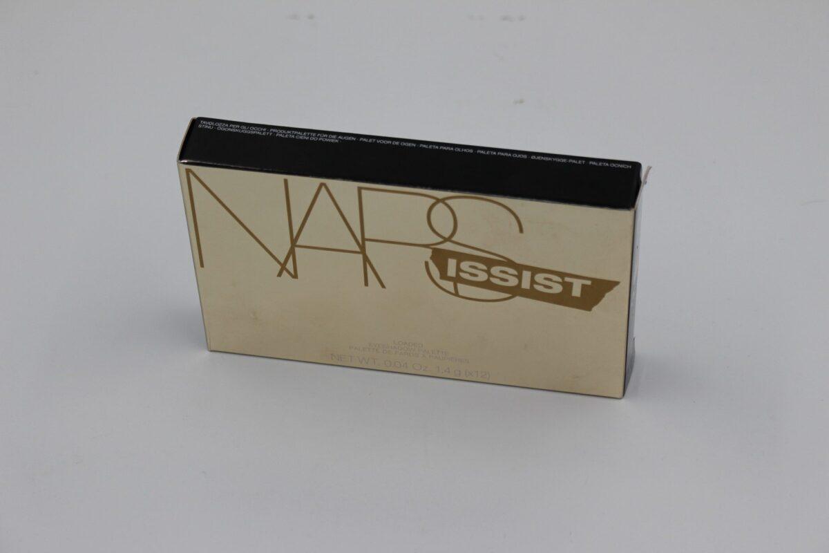 Nars-Narsissist-Palette-box-package-metalic