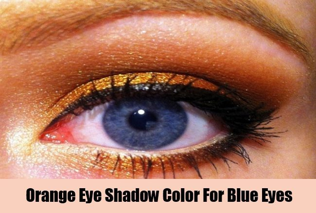 Perfect-Orange-Eye-Shadow-Color-For-Blue-Eyes