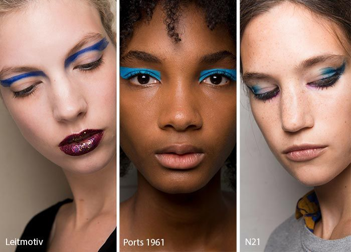 Spring-Summer-Makeup-trends-blue-eyeshadow