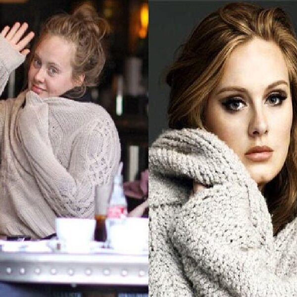 ADELE-UNRECOGNIZABLE-WITHOUT-AND-WITH-MAKEUP-SAME-SWEATER