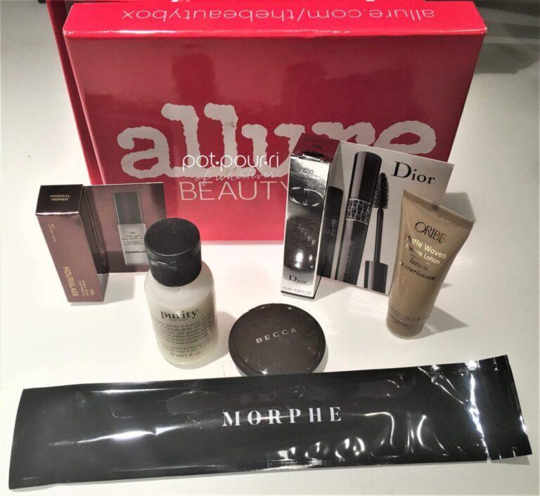Allure-December-subscription-box