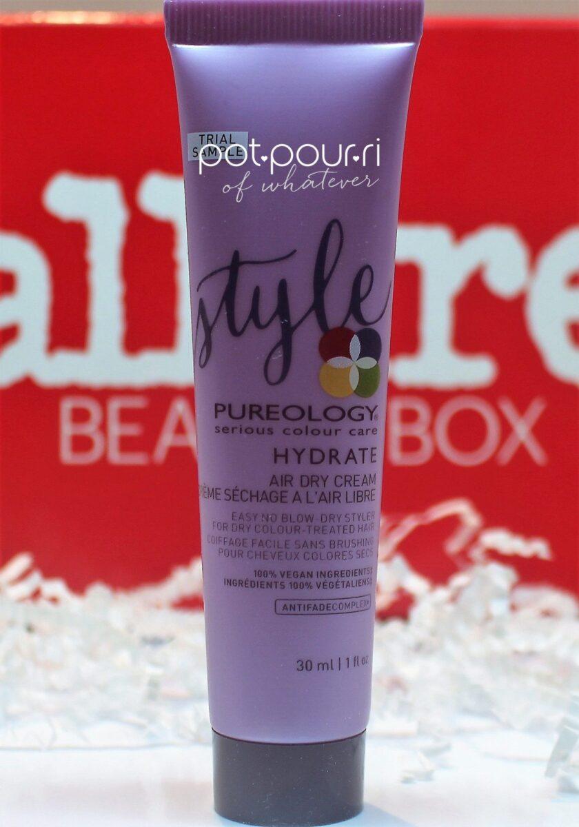 Hydrating Air Dry Hair cream