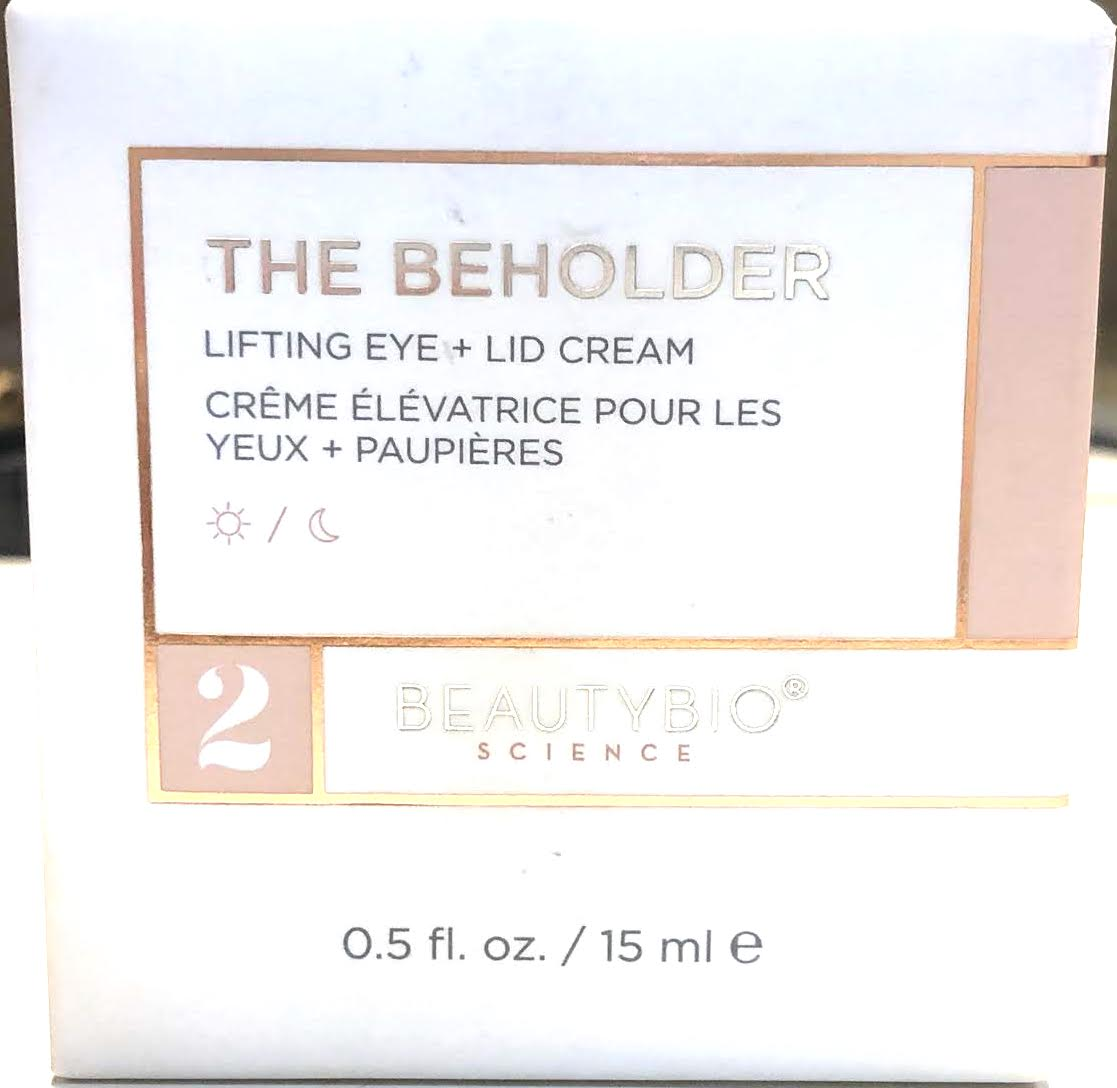 BEAUTYBIO BEOLDER EYE CREAM FOR LIFT AND LIDS OUTER PACKAGING