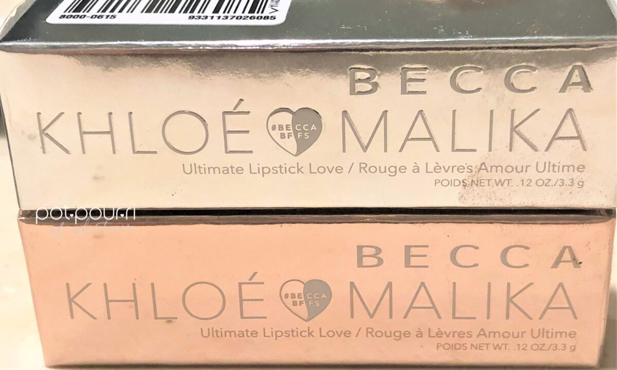 ULTIMATE LIPSTICK LOVE PACKAGING