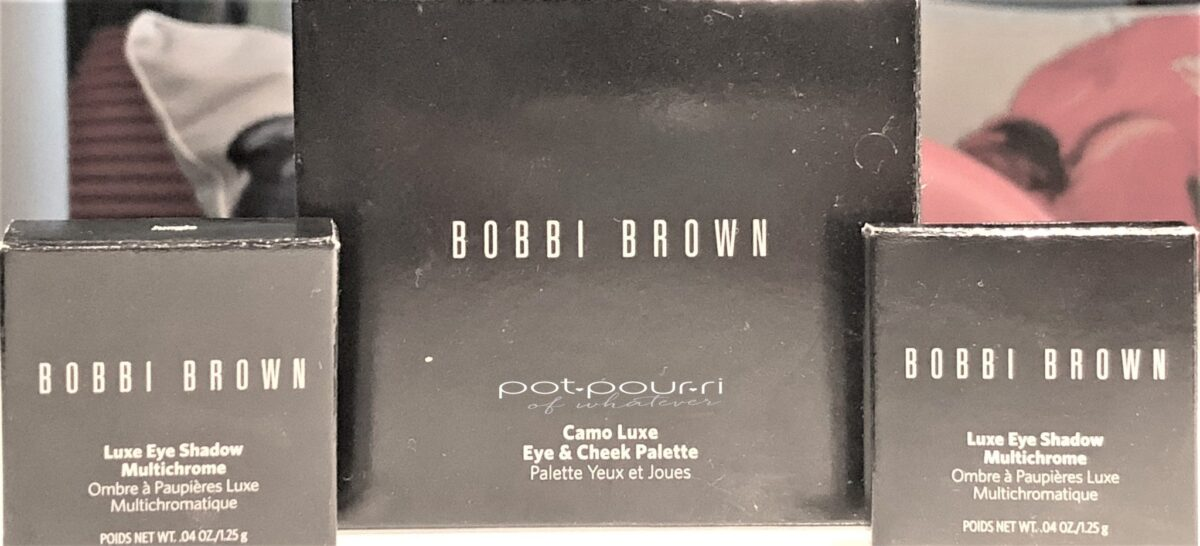 PACKAGING BOBBI BROWN LUXE CAMO COLLECTION