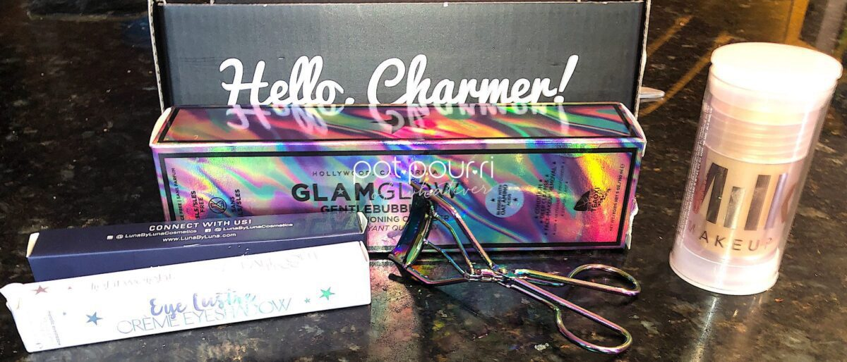 THE BOXY CHARM SUBSCRIPTION BOX FOR MAY 2019
