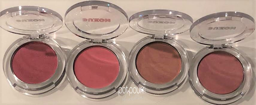 BOXOM PRIMER INFUSED BLUSH SHADES GOA, IBIZA, SEYCHELLES, DOLLY