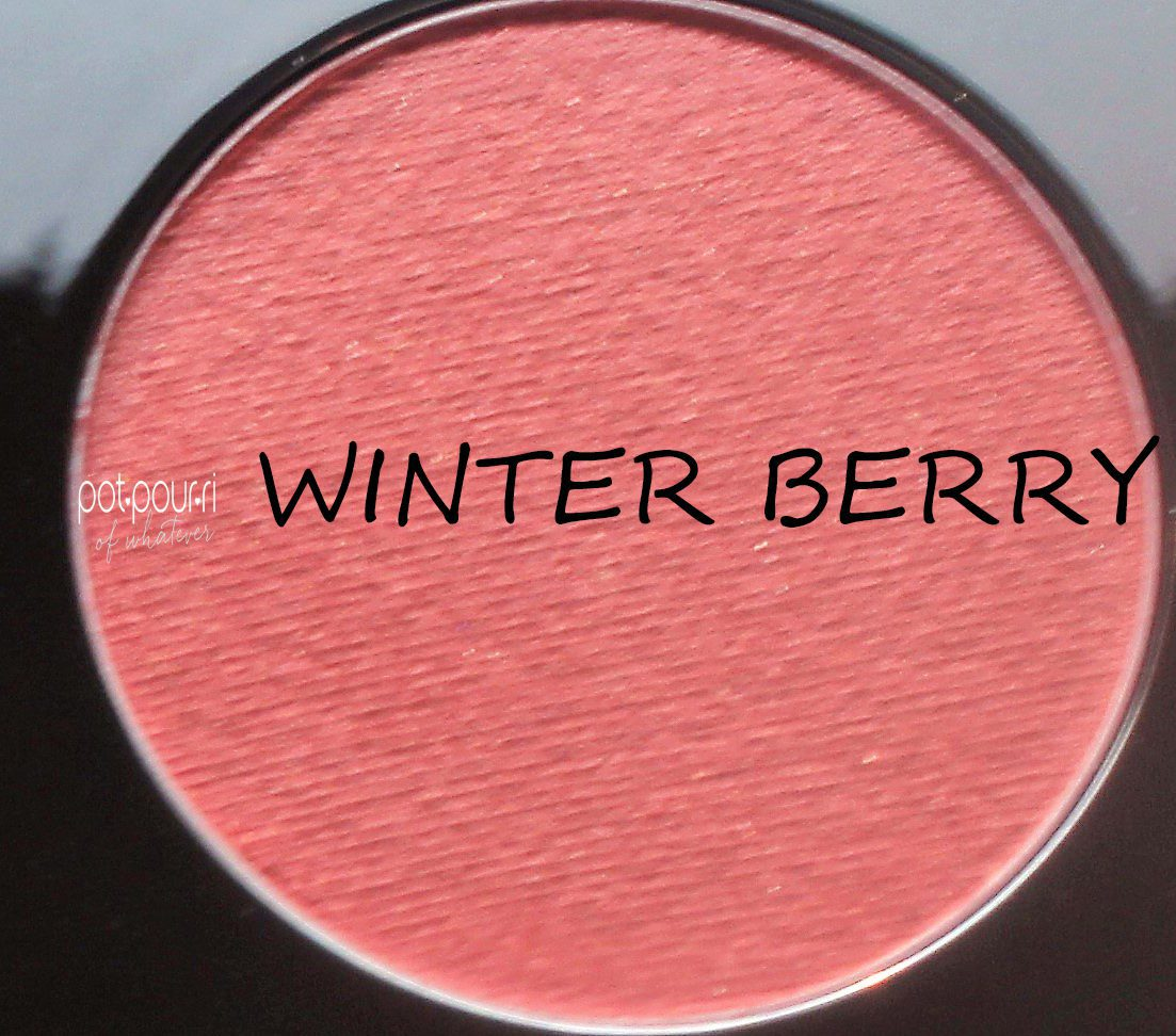 Winter Berry Blush