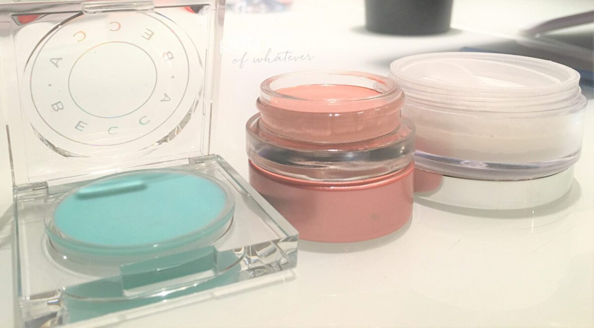 Becca New Bright Eyes Collection