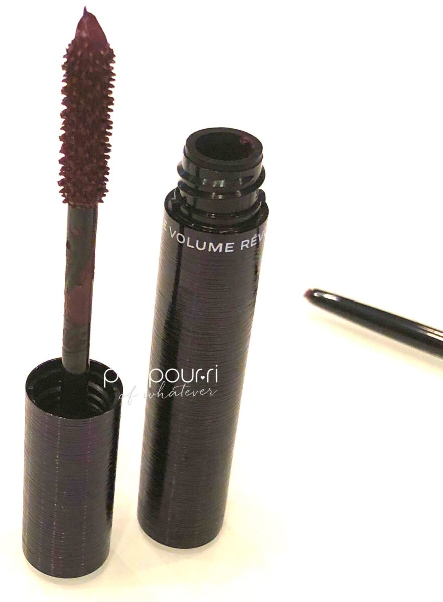 DEEP EROS REVOLUTIONARY VOLUMINOUS MASCARA