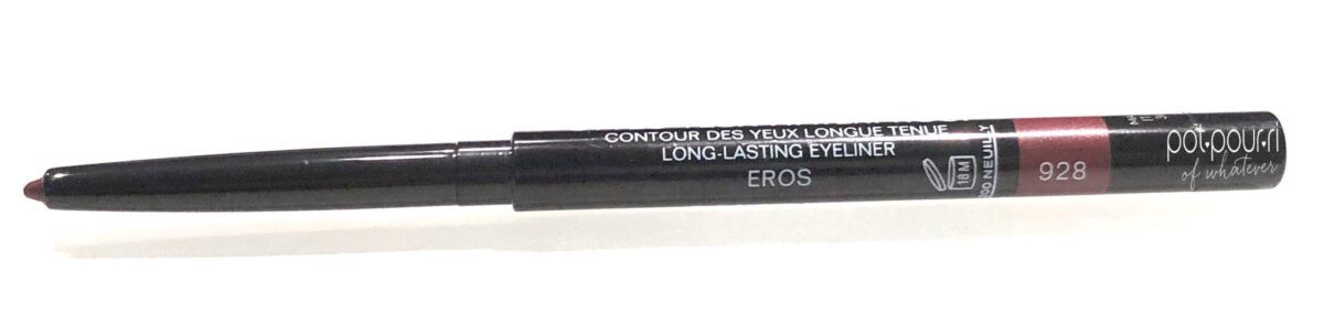 CHANEL MECHANICAL PENCIL EYELINER IN EROS