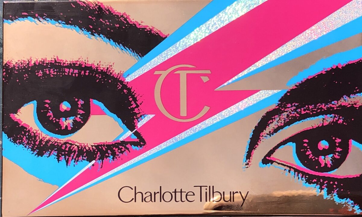 CHARLOTTE TILBURY ICONIC EYESHADOW PALETTE COMPACT
