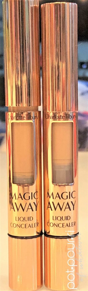 ROSE GOLD WAND CHARLOTTE TILBURY MAGIC AWAY CONCEALER