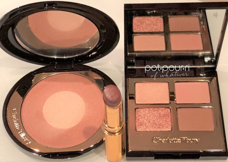 THE CHARLOTTE TILBURY PILLOW TALK COLLECTION