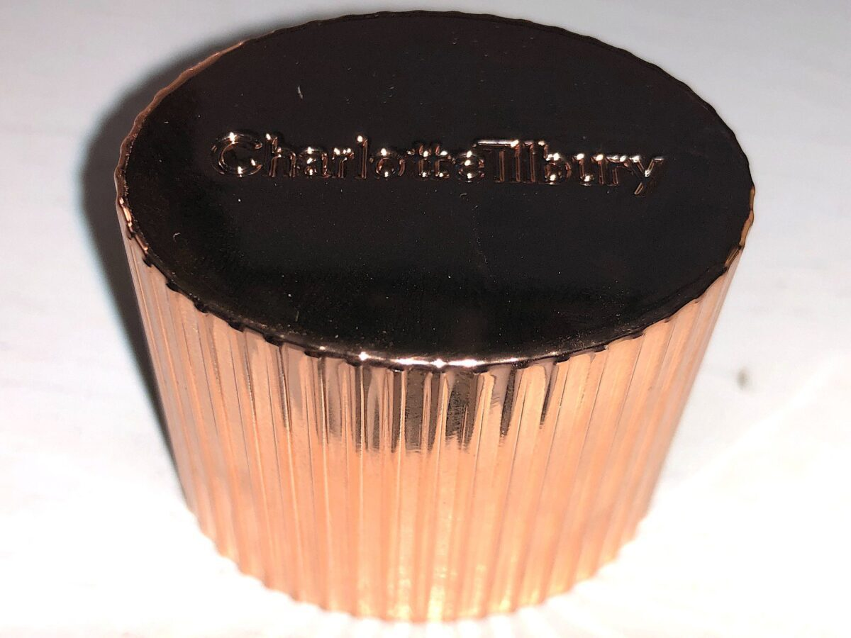 CT AIRBRUSH FLAWLESS FOUNDATION PLASTIC LID