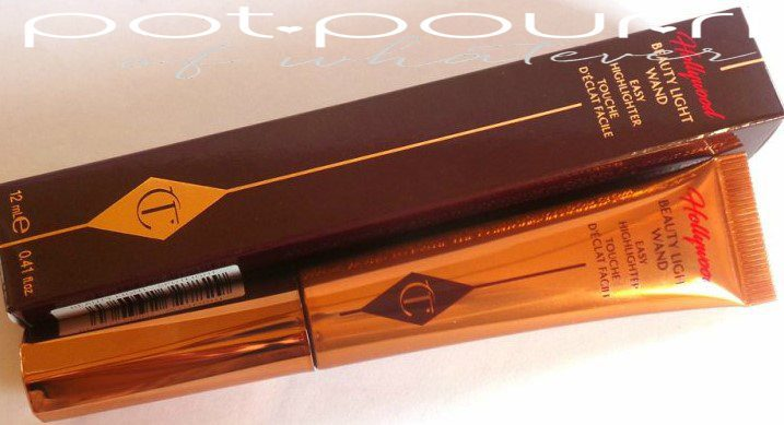 CharlotteTilbury Hollywood Beauty Wands Highlighter Packaging