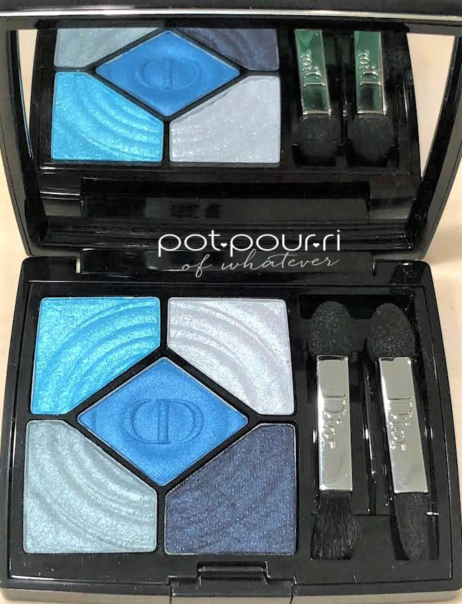 COOL DOWN LIMITED EDITION SUMMER 2018 EYESHADOW PALETTE