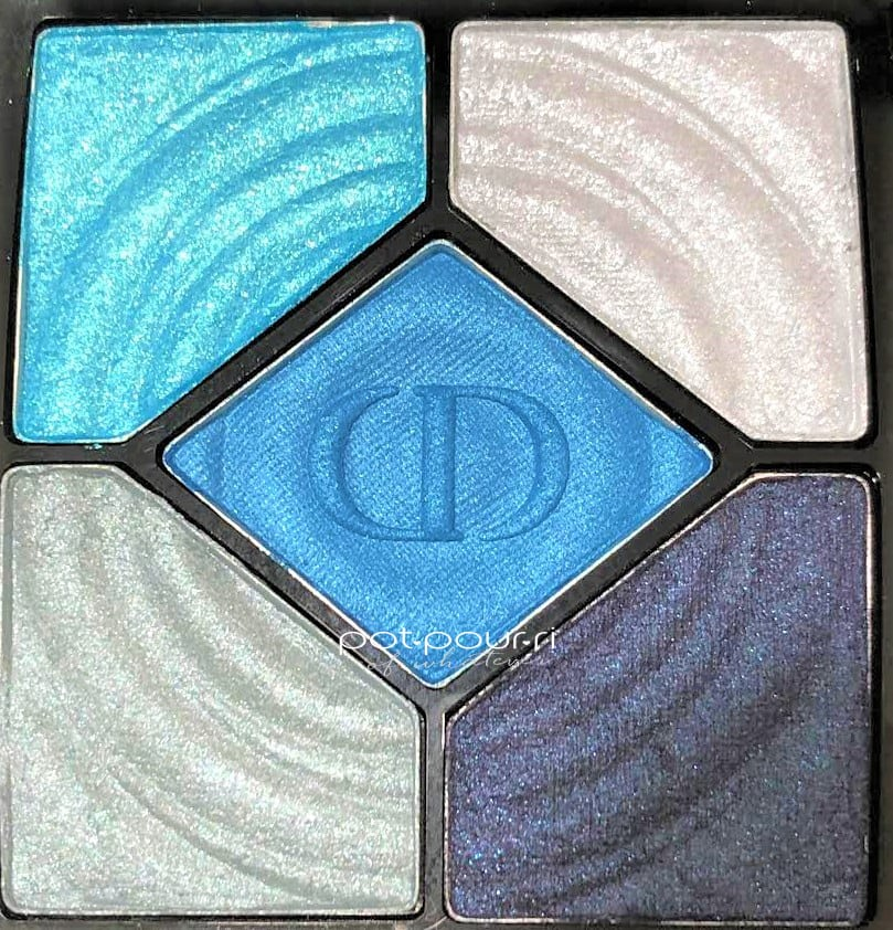 COOL DOWN EYESHADOW PALETTE SHADES