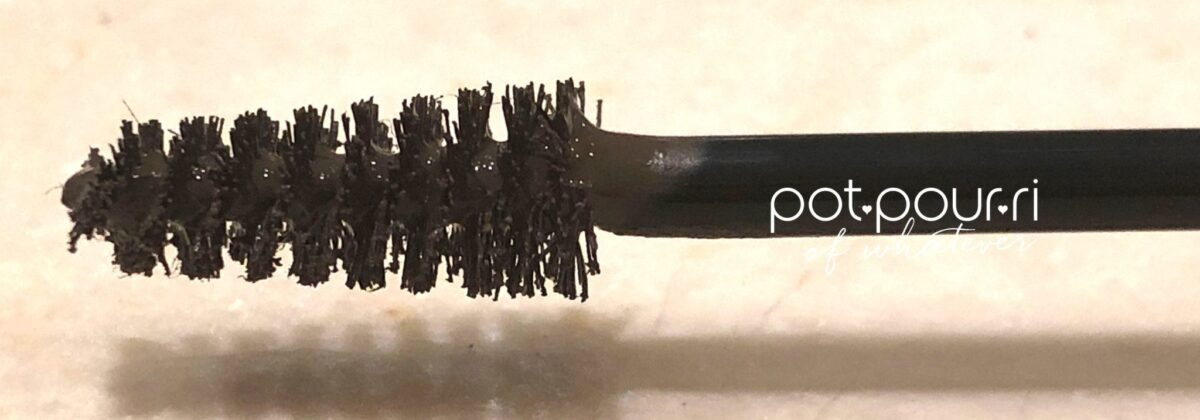 ANASTASIA BEVERLY HILLS DIPBROW GEL BRUSH WITH TIP FOR DETAILS