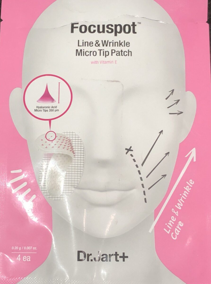 LINE AND WRINKLE DR JART MICRO TIP PATCH