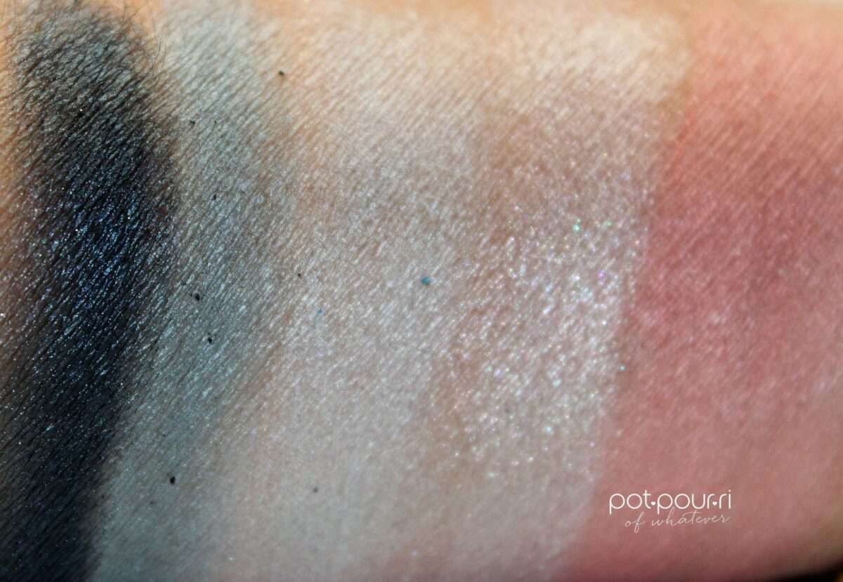 New Dior 5 Couleurs Limited Edition Color Effect Eye Shadows