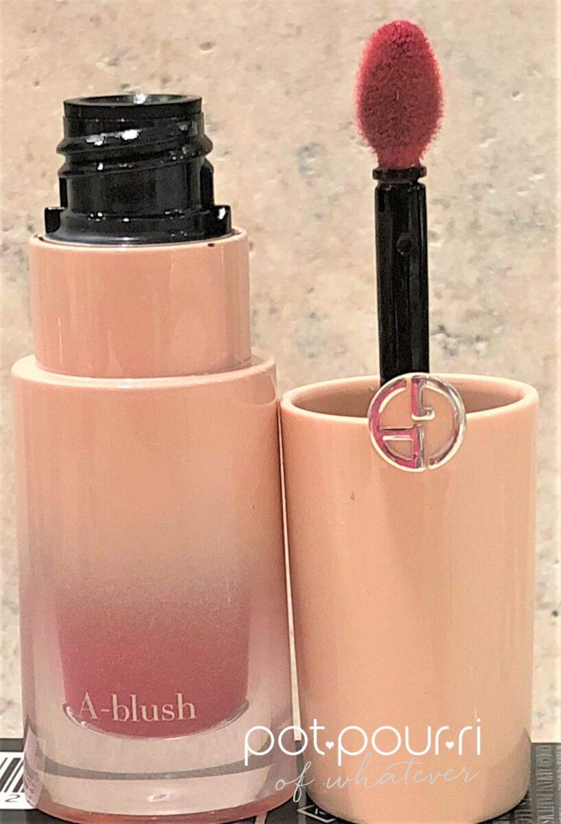 armani liquid blush