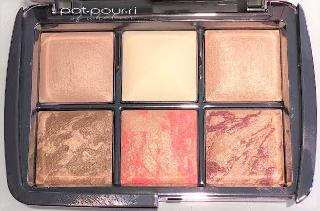 HOURGLASS LIGHTING EDIT PALETTE VOLUME 4