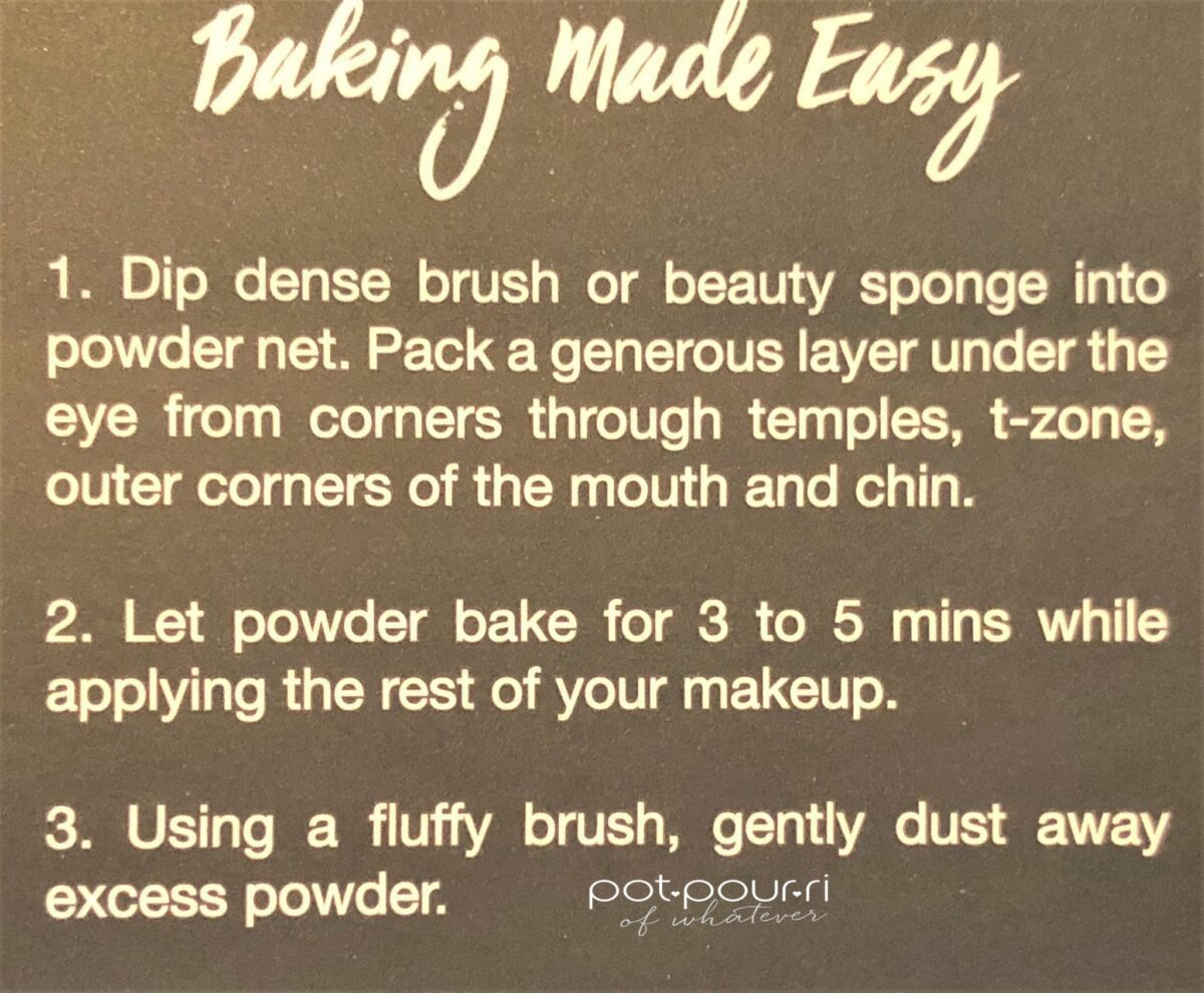 HUDA TECHNIQUE FOR BAKING MADE EASY