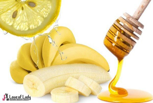 Homemade-.Banana-face-pack-for-acne-prone-skin