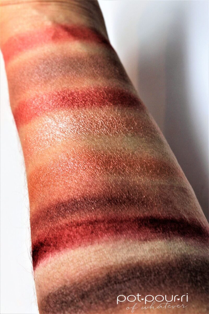 Huda-mauve-obsessions-all-9-shades-swatches