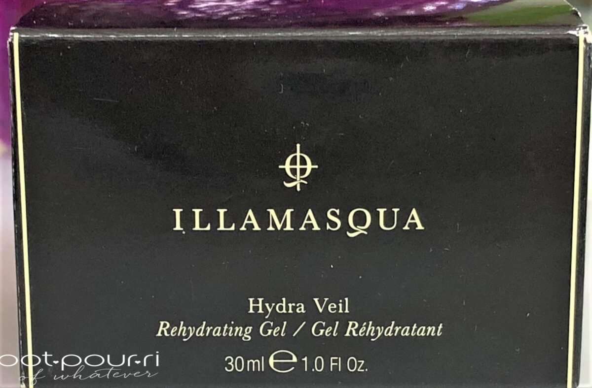 ILLAMASQUA PRIMERS HYDRA VEIL BOX
