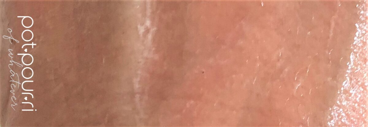 SWATCH OF HYDRA VEIL BLENDED INTO SKIN