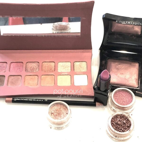 THE ILLAMASQUA NUDE COLLECTION