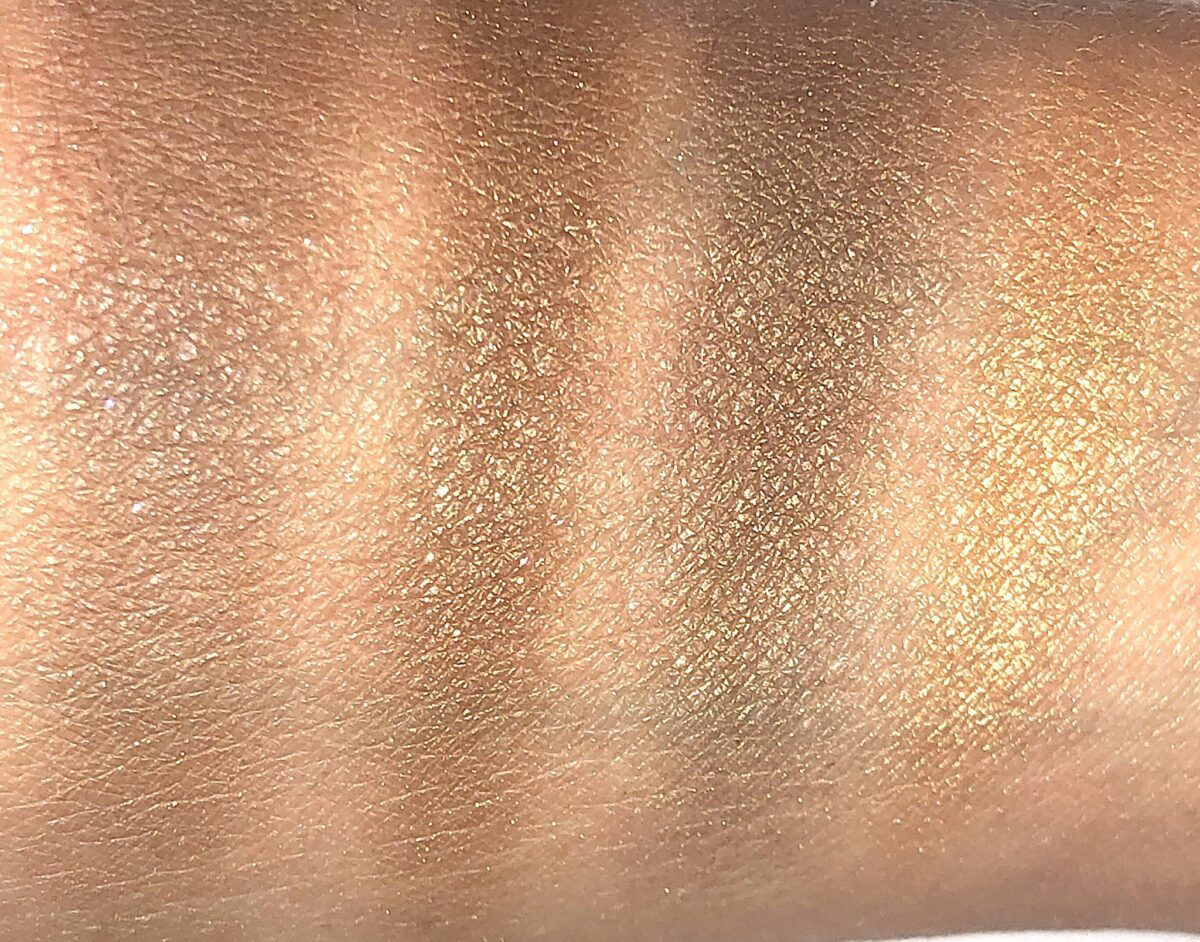 THE NEW CHARLOTTE TILBURY QUADS : REBEL SWATCHES