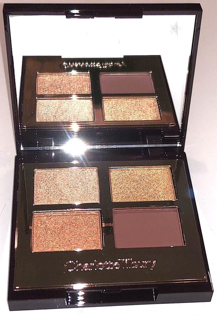 THE NEW CHARLOTTE TILBURY QUADS: QUEEN OF GLOW