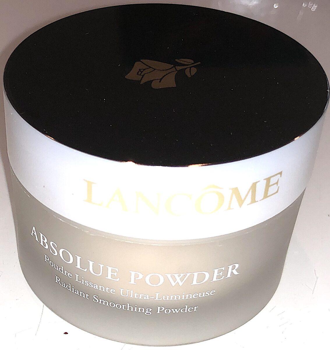 LANCOME ABSOLUE PECHE POWDER JAR