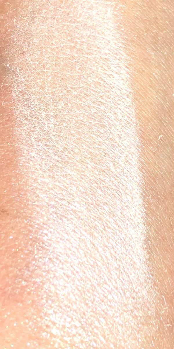 FULL-ON SWATCH OF LANCOME ABSOLUE PECHE POWDER