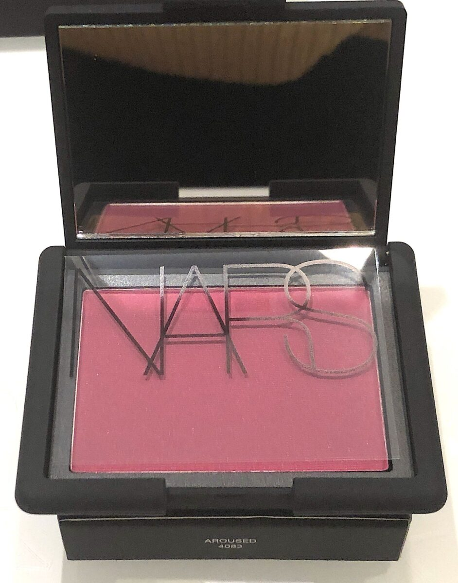 THE SHADE AROUSED ONE OF THE NEW NARS ICONIC BLUSH TEN NEW COLORS