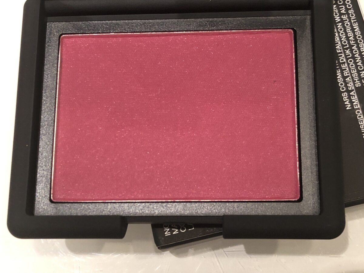 THE NEW BLUSH SHADE AROUSED
