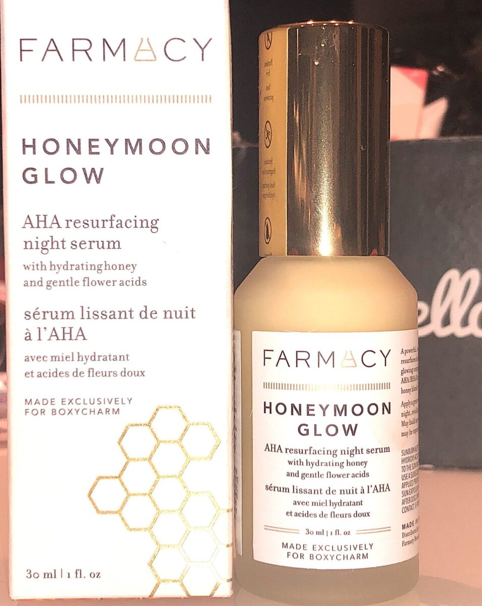 AHA RESURFACING NIGHT SERUM