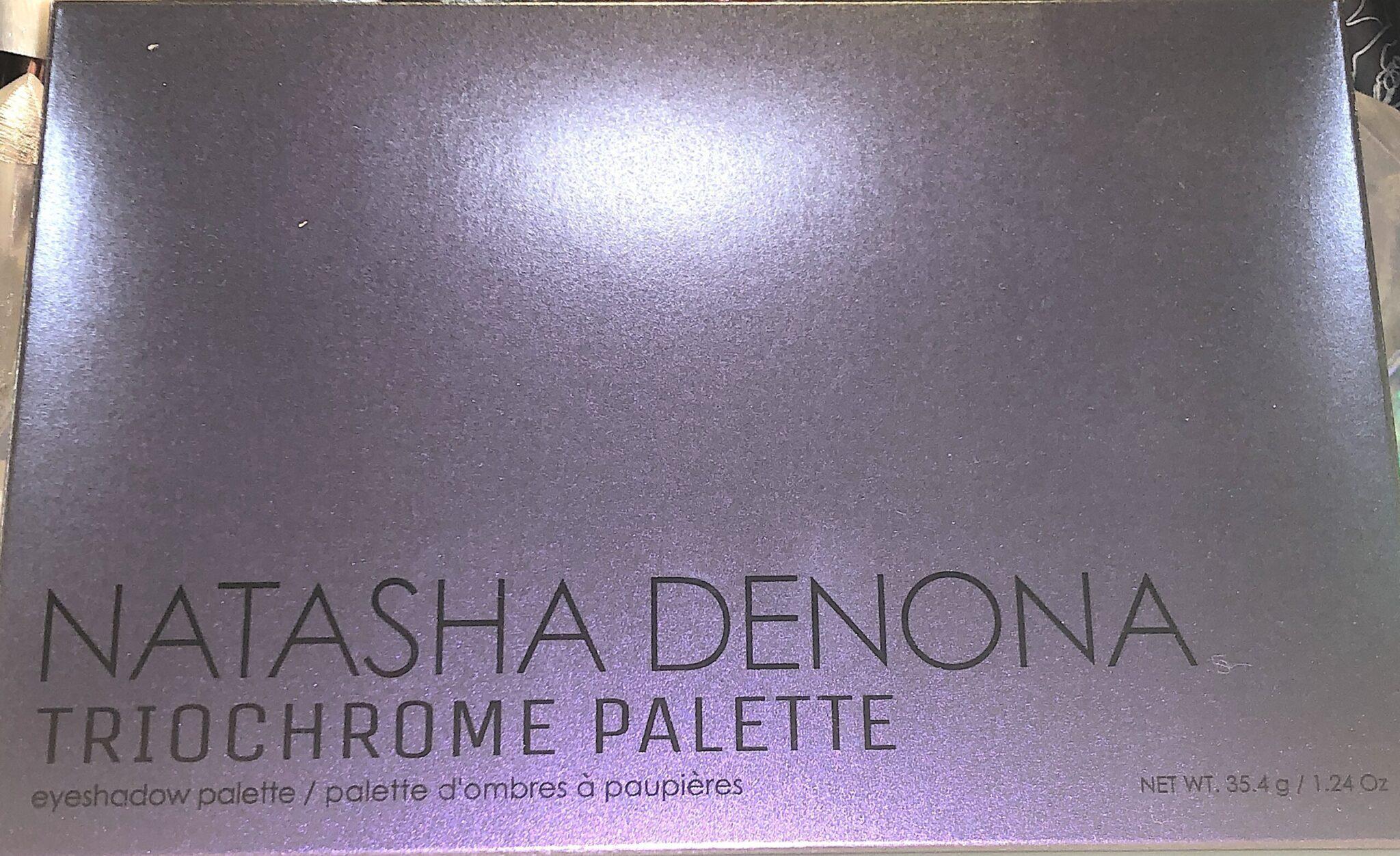 NATASHA DENONA TRIOCHROME PALETTE OUTER BOX