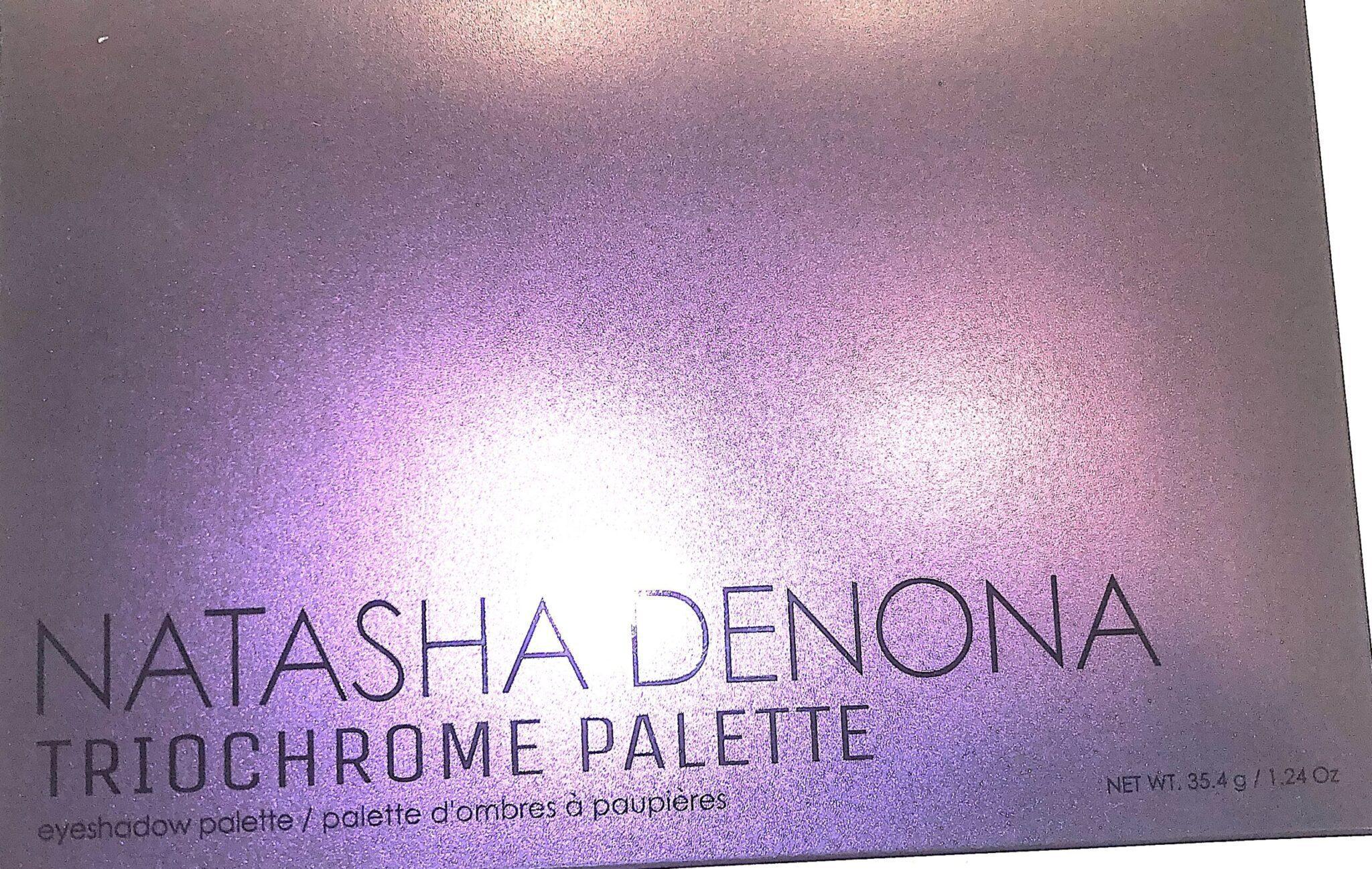 NATASHA DENONA TRIOCHROME PALETTE COMPACT