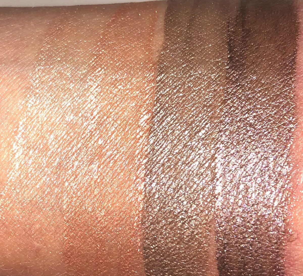 SWATCHES L TO R - RAYON, RISING SUN, DESERT WIND, AND VASTNESS