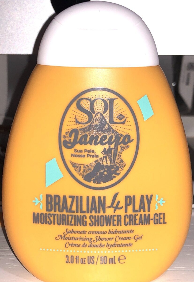 4 PLAY SHOWER CREAM GEL