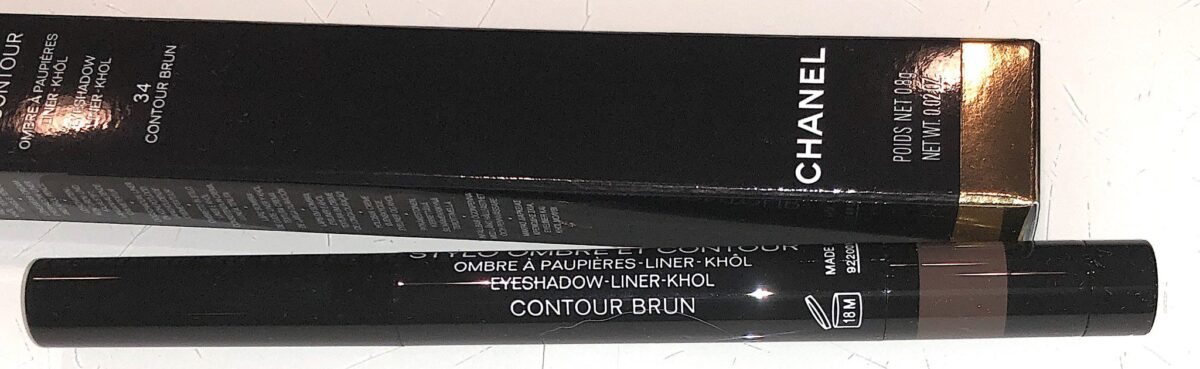 PACKAGING PENCIL FOR CONTOUR BRUN 34