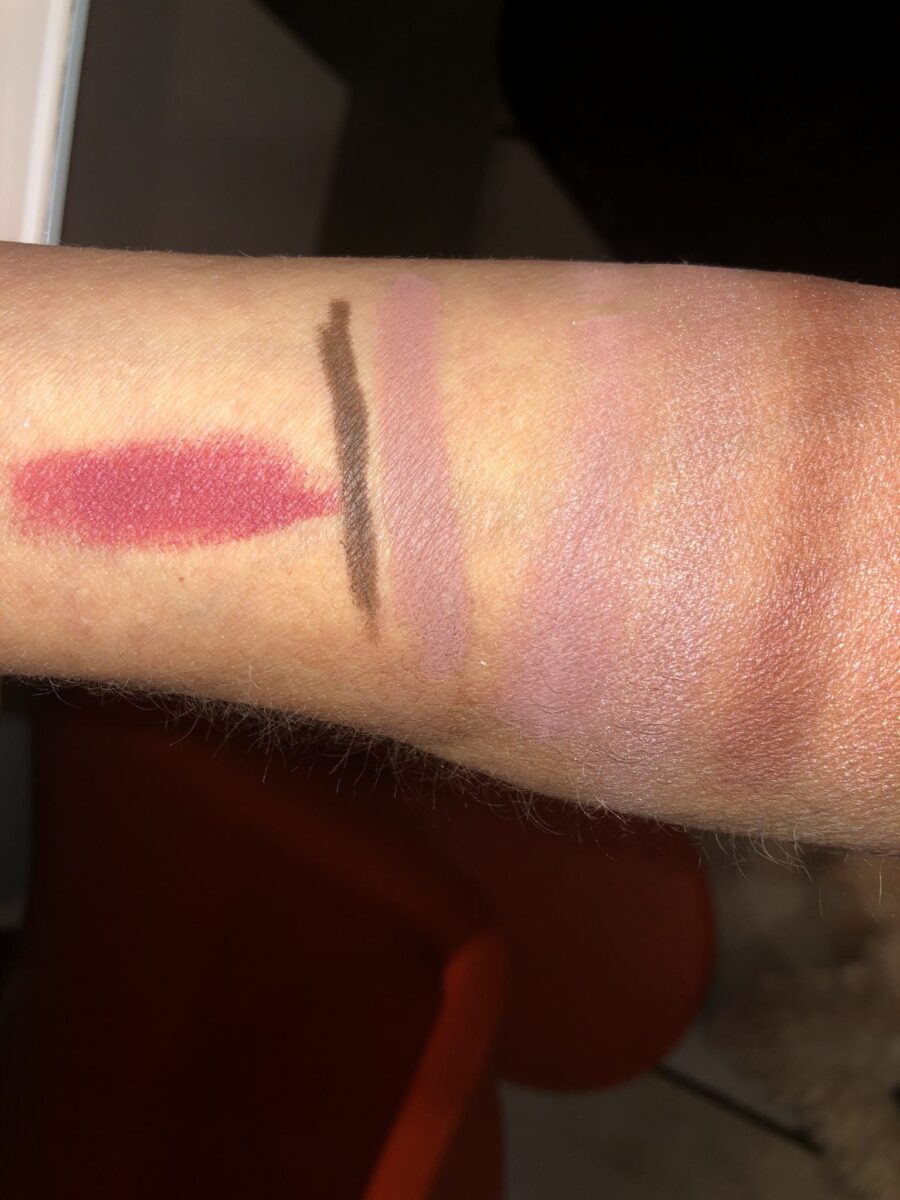 THE DESERT DREAM COLLECTION SWATCHED