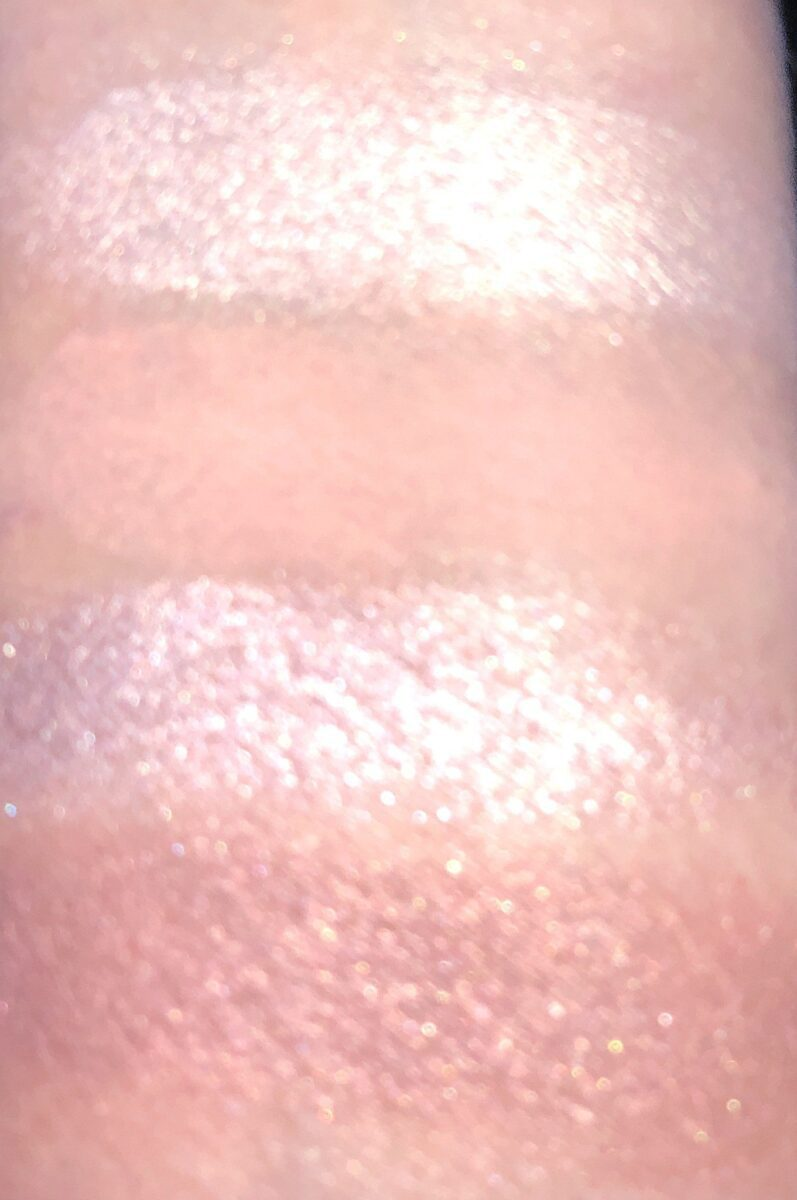 TOM FORD EMOTIONPROOF EYE COLOR TOP MINIMALIST, NAKED EYE, BRUT ROSE, AND CASINO SWATCHES