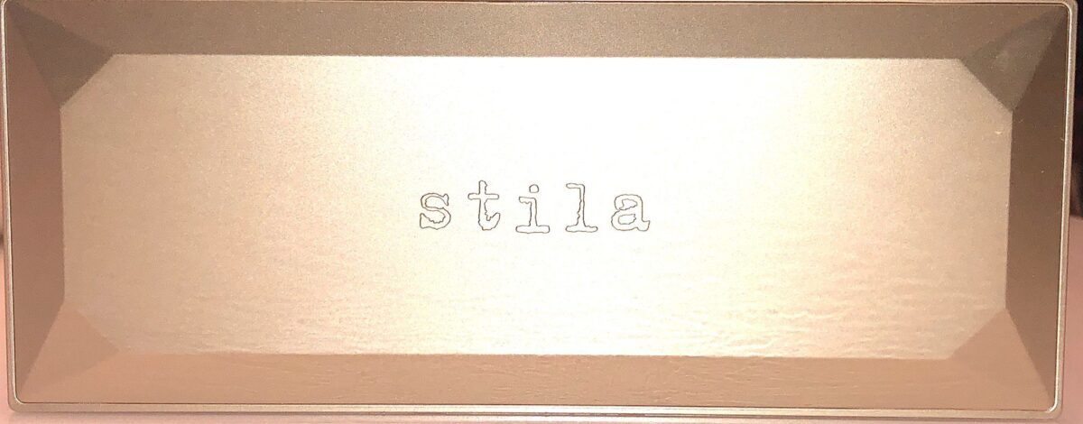 SIZE OF THE STILA PALETTE IS OVERSIZED