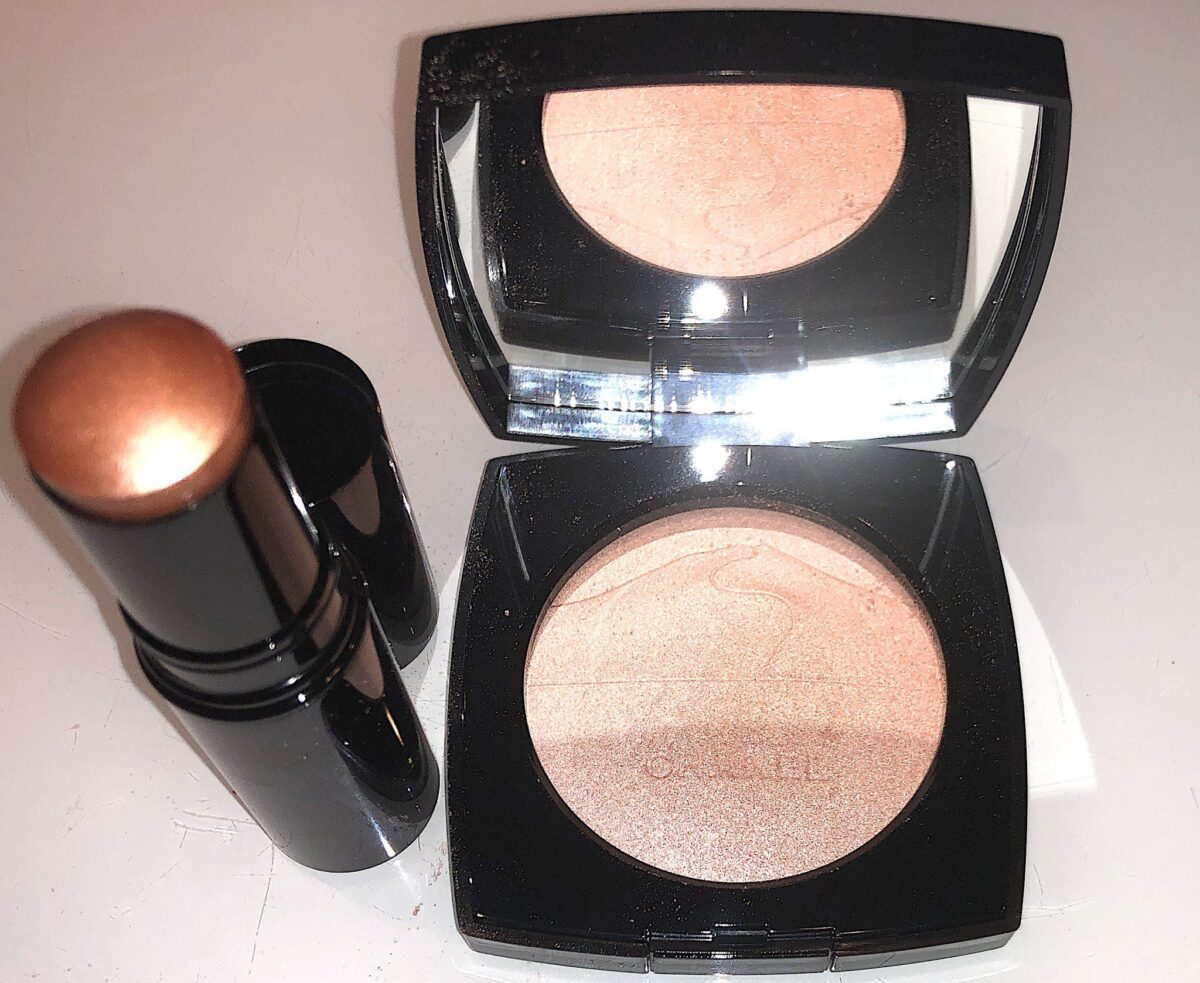 CHANEL SPRING SUMMER 2020 HIGHLIGHTERS ECLAT DU DESERT AND BAUME ESSENTIAL